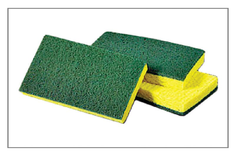 3m 2 In 1 Sponge Pad Clearockproducts